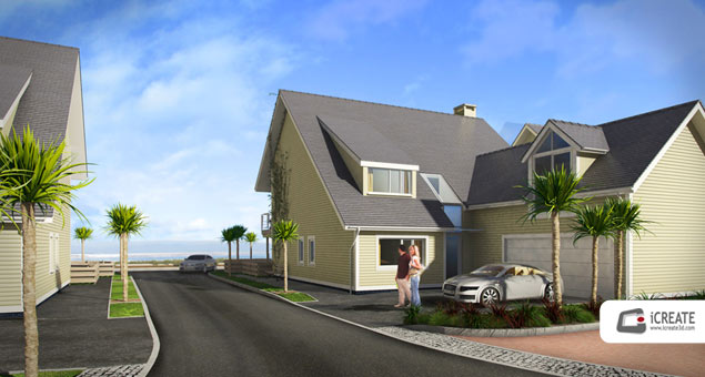 Luxury Beach Front Development Image