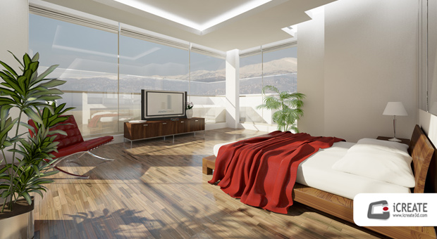 Architectural Interior Visualisation