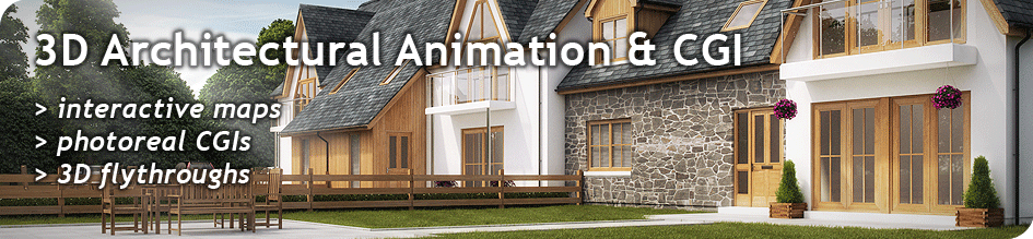 3D Architectural Visualisation and iViewer Interactive 3D Solutions